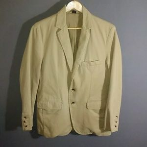 Old Navy cotton jacket Small biege/tan